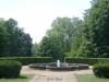 Brunnen mit Blickachse zur Mathildenhöhe, Darmstadt
